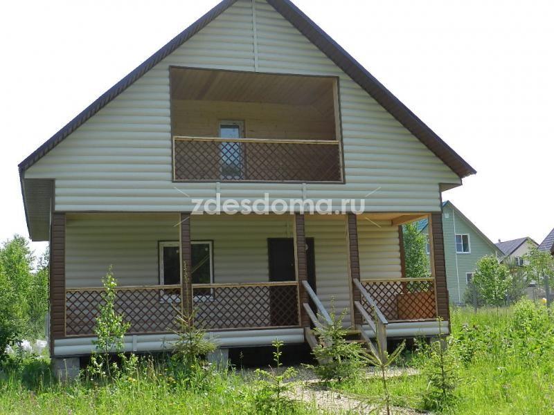 Продам дом в Калужской области. Дом с пропиской ,  дача под круглогодичное проживание