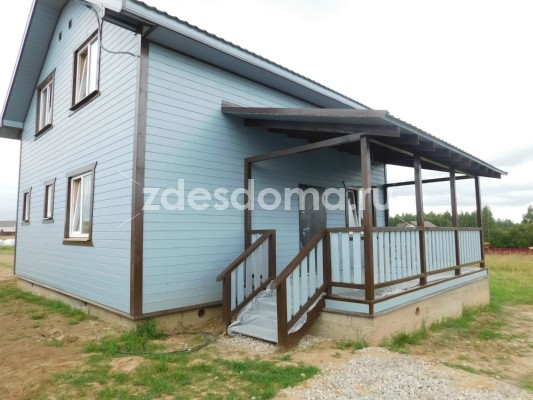 Купить дом в Калужской области недорого, без посредников, от собственника в деревне для ПМЖ с фото