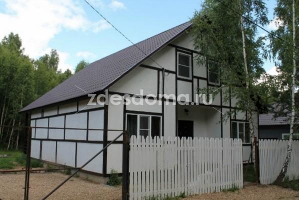 Загородный дом для большой семьи « под ключ» 6 спален 12 соток Ярославское шоссе 85 км от МКАД.