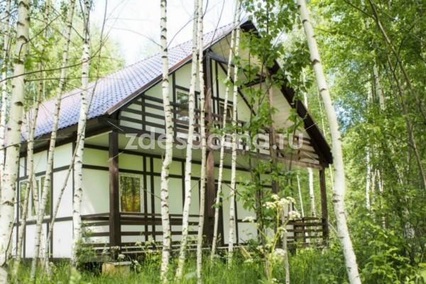 Новый дом  под ключ 180  кв.м на 12 сотках в 85 км от МКАД по Ярославскому шоссе