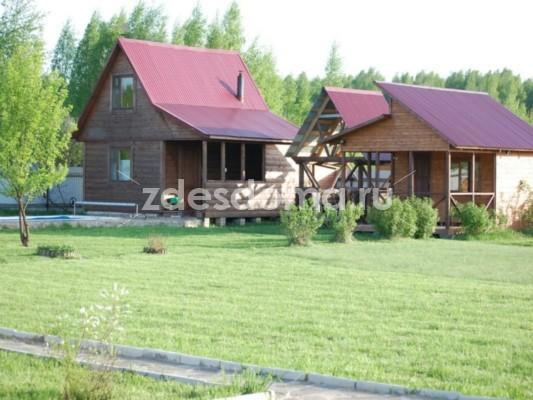 Дача  дом «под ключ» в Полутино (Киржач) с бассейном Щелковское Ярославское шоссе 80 км от МКАД.