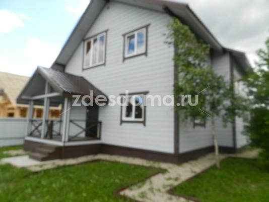 Готовый дом в коттеджном поселке в Подмосковье по калужскому шоссе