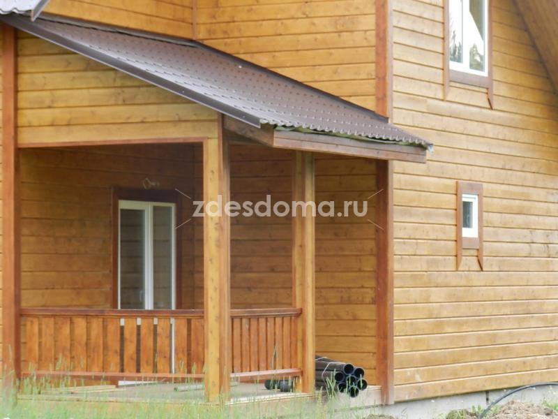 Загородный коттедж Николина горка Киевское Калужское шоссе 65 км от МКАД