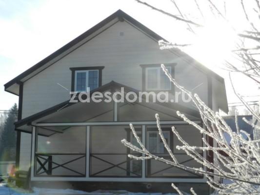 Продажа домов в Подмосковье. Купить дом, коттедж, дачу  с газом.